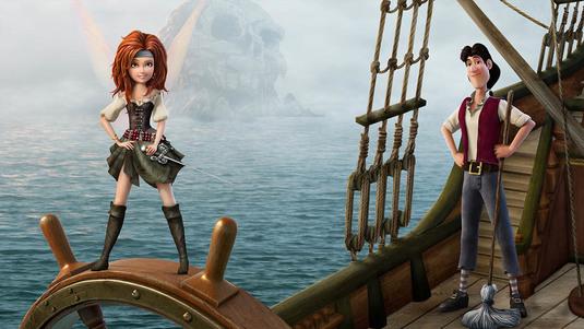 Campanilla: Hadas y piratas imagen 2