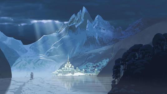 Frozen, el reino de hielo imagen 2