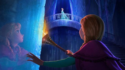 Frozen, el reino de hielo imagen 6