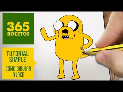 Como dibujar a Dibujos animados