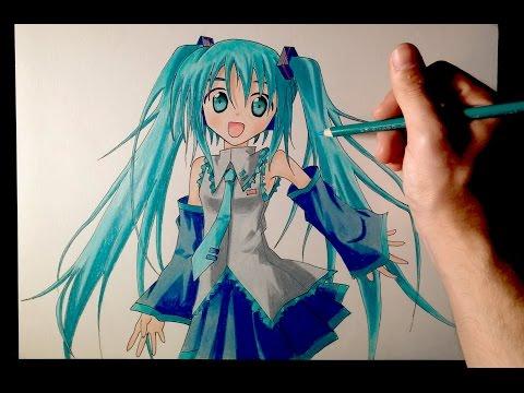 Como dibujar Anime
