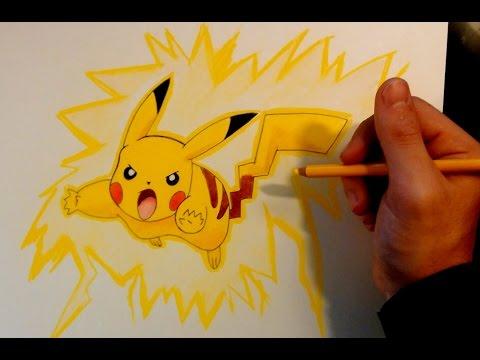 Como dibujar Pokémon