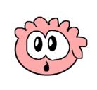 Dibujo Puffle 2 pintado por grachi