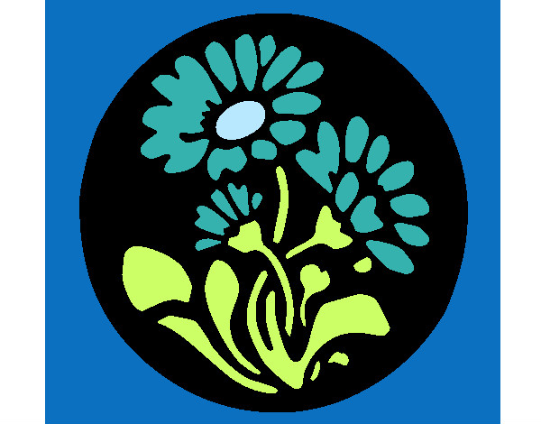 Dibujos de Plantas para Colorear  Dibujosnet