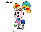 Dibujo Amy pintado por sofi1604