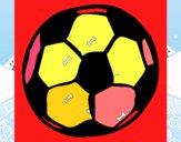 Pelota de fútbol