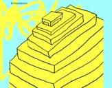 Pirámide maya