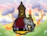 Taxi-elefante