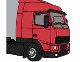 Dibujo Camión 5 pintado por kjdfshiudf