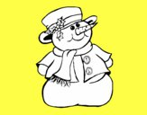 Muñeco de nieve II