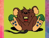 Ratón riendo