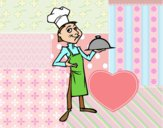 Dibujo Gran chef pintado por queyla