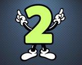 Número 2