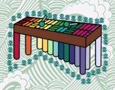 Xilófono orquesta