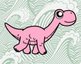 Diplodocus feliz