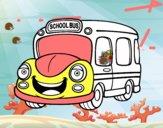 Autobús Escolar Infantil