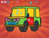 Jeep todoterreno