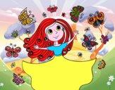 Princesa de las mariposas