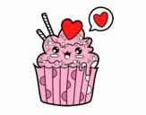 Cupcake kawaii