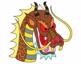 Cabeza de dragón 1