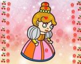 Princesa sonriente