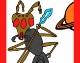 Hormiga alienigena