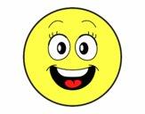 Smiley feliz