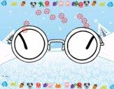 Gafas redondas modernas