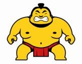 Luchador japonés