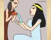 Sessión maquillaje