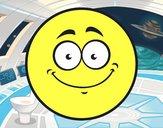 Dibujo Smiley sonrisa pintado por BerthitaDZ