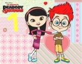 Penny y Sherman