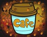 Vaso de café