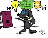 Renato y el ahorro de luz