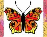 Dibujo Mariposa 20 pintado por maxi2003