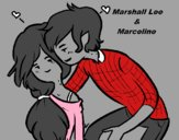 Marshall Lee y Marceline