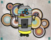 Robot en servicio