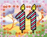 11 años