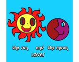 Sol y luna