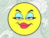Smiley malvada