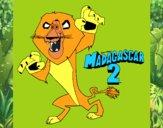 Madagascar 2 Alex 1