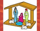 Pesebre de navidad 1
