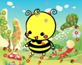 Bebé abeja