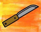 Un cuchillo