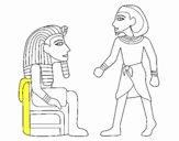 Reyes egipcios