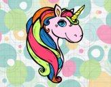 Dibujo Un unicornio pintado por Yamiartist