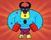 Demonio musculoso