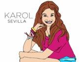 Karol Sevilla de Soy Luna