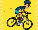 Dibujo Ciclismo 1 pintado por Socovos