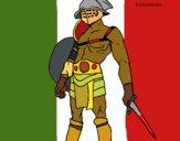 Dibujo Gladiador pintado por angel567